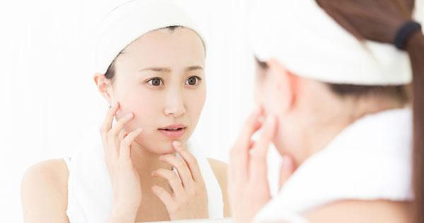 ニキビ 洗顔方法 正しい洗顔 スキンケア