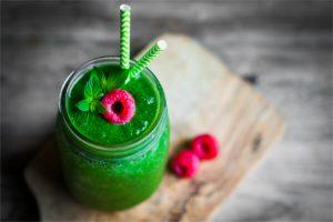 めっちゃ贅沢(ぜいたく)フルーツ青汁 飲むタイミング
