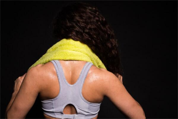 カロリナには代謝を良くし、痩せる身体つくりを